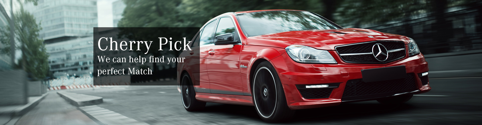 Cherry Pick Your Next Mercedes Benz with MB Nottingham