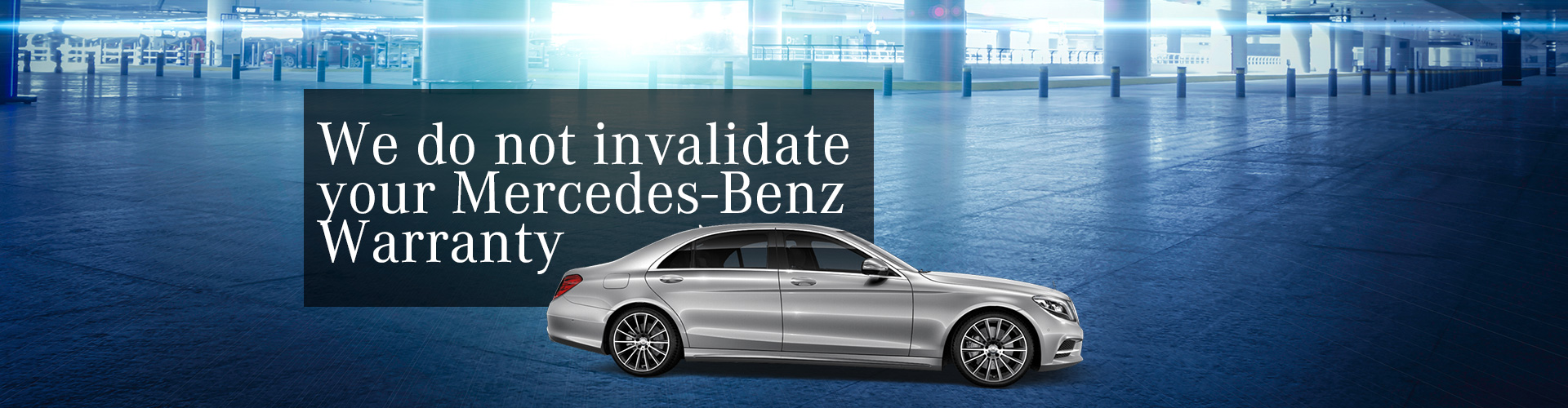 MB Nottingham will not invalidate your Mercedes Benz Warranty