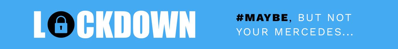 Lockdown Banner